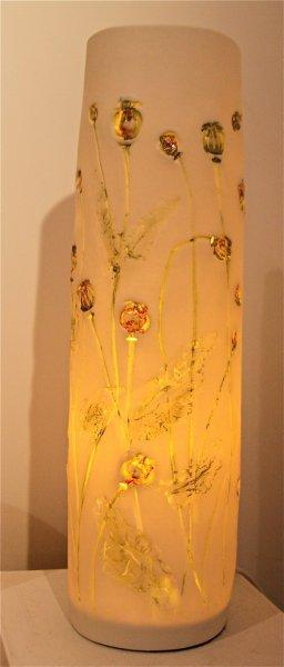 Poppyhead lantern