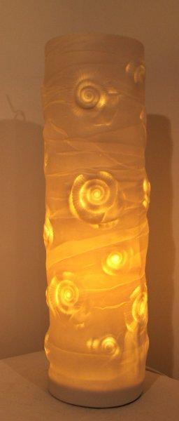 Ammonite Lantern