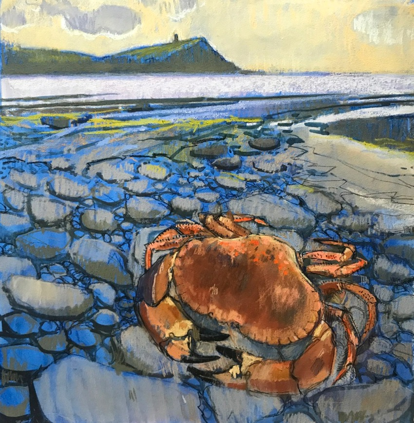 Kimmeridge Crab