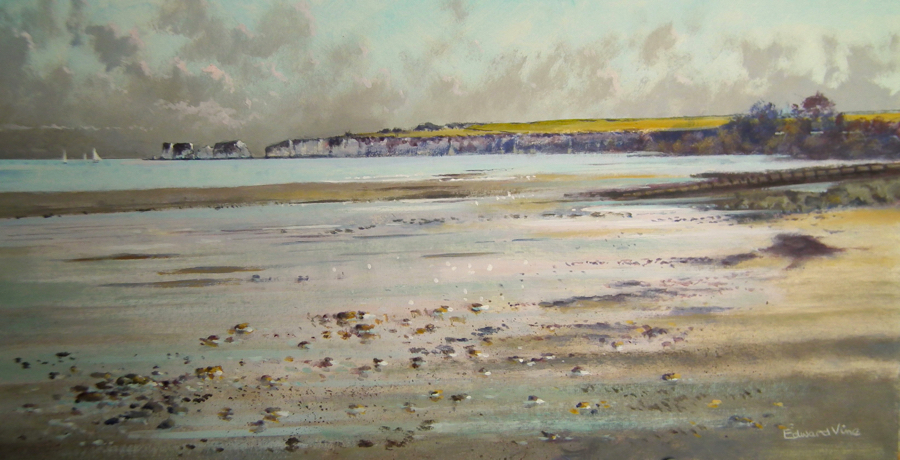 To Middle Beach, Studland