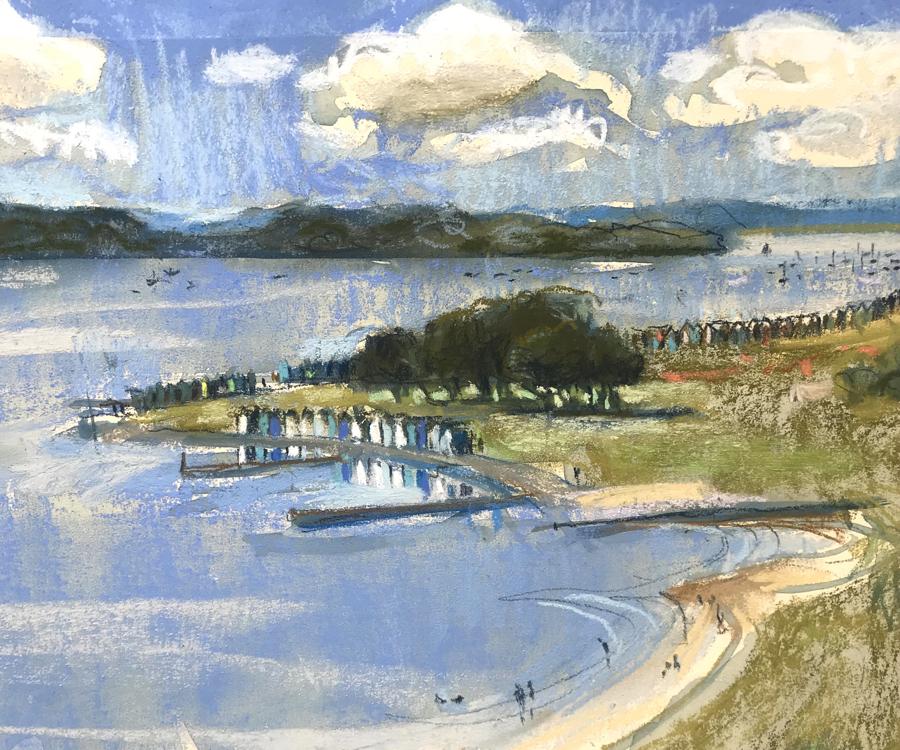 Harbourside Huts
