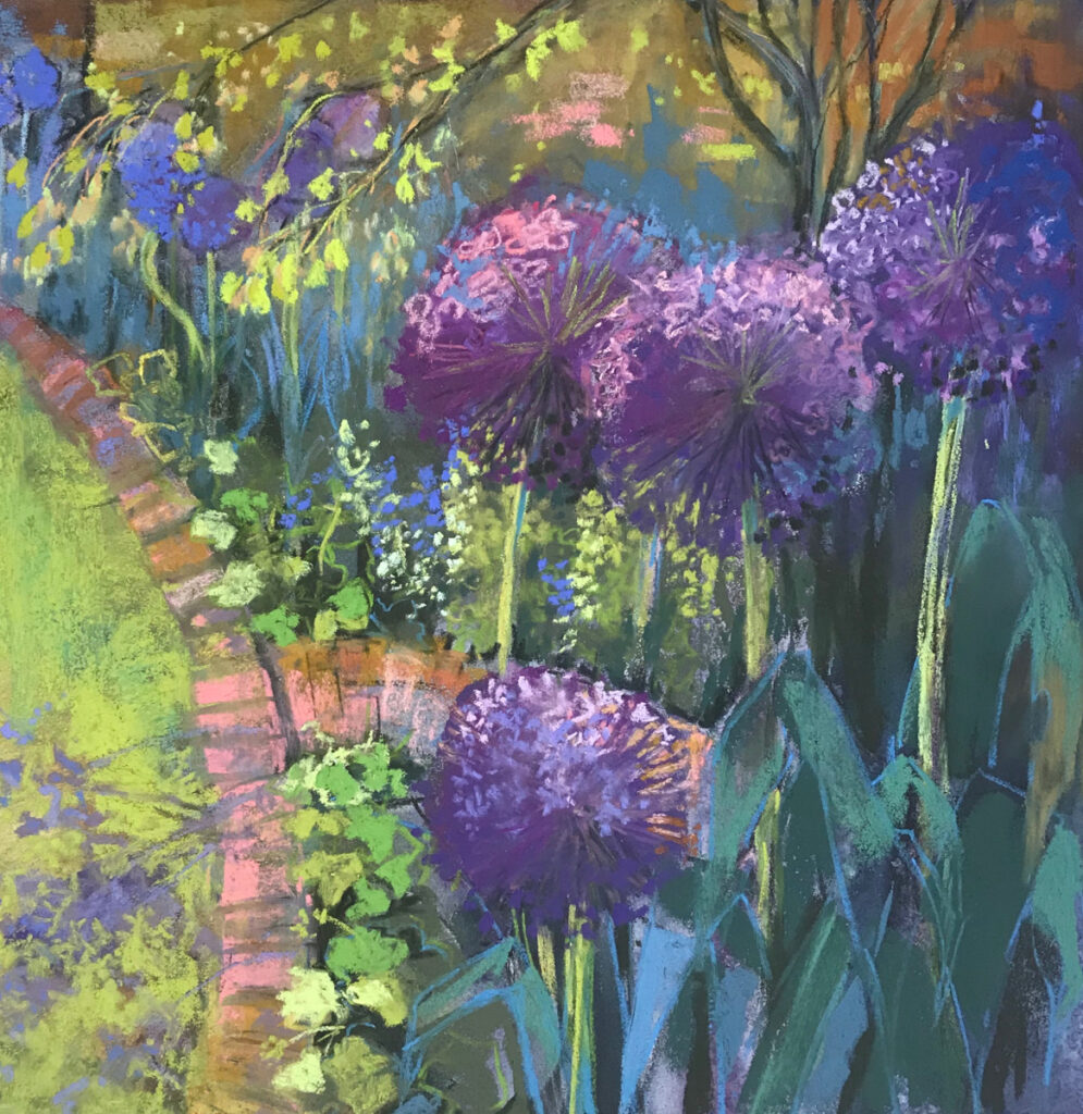 Early Summer Alliums