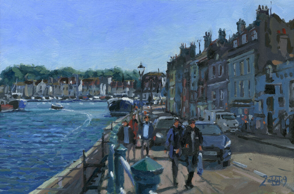 Sunny Day, Old Weymouth