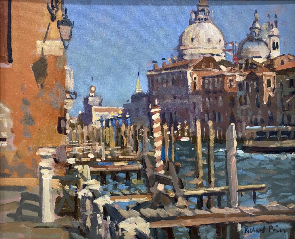 Afternoon Sun, Venice