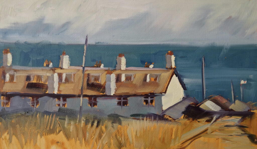 Cottages by the Bill