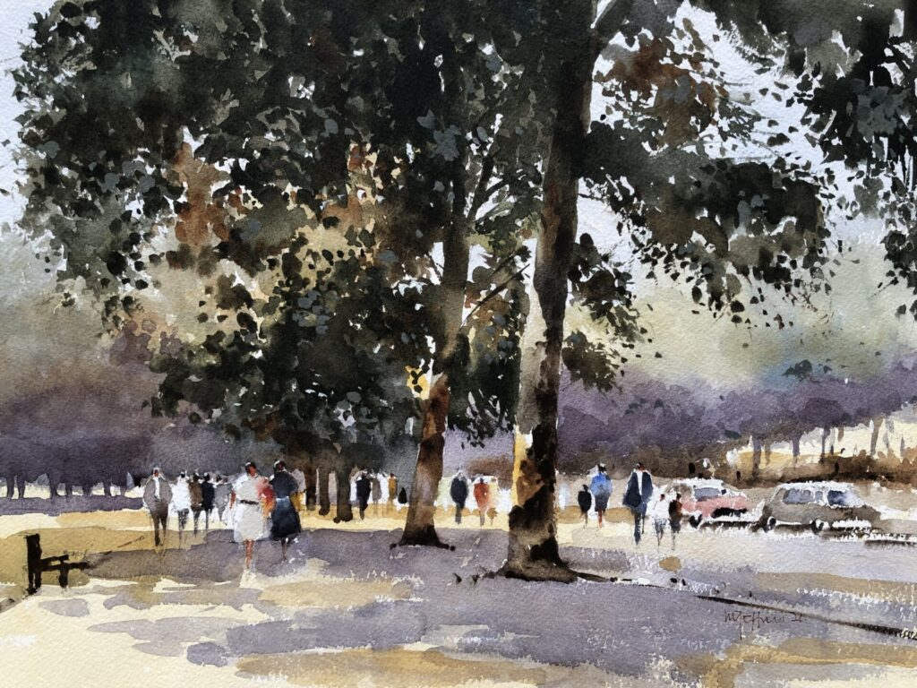 Summer Strollers Hyde Park