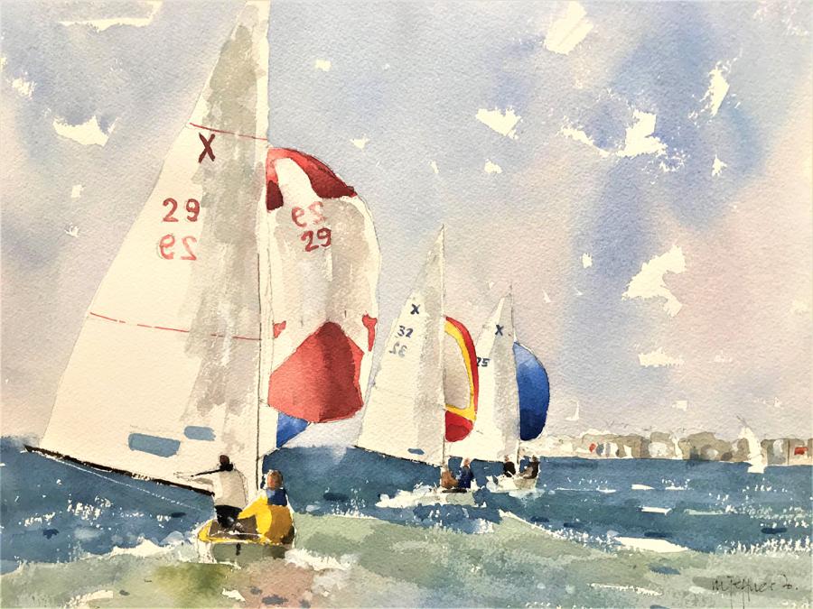 X Boats Poole